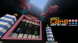 Cake Defense 2 Minecraft Project