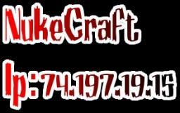 [1.5.2][Factions]NukeCraft Very Fun Minecraft Server