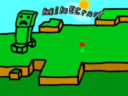 check out my art :D Minecraft Blog Post