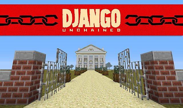 django unchained candyland