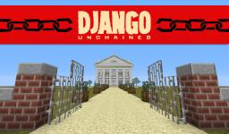 Django Unchained - Candyland Minecraft Project