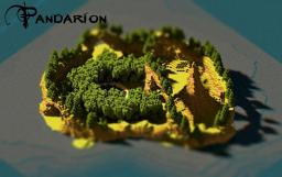 Pandarion [Custom Terrain] Minecraft Project