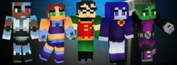 Teen Titans Skin series! Minecraft Blog Post