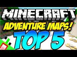 Top 5 Minecraft Adventure Maps Minecraft Blog Post
