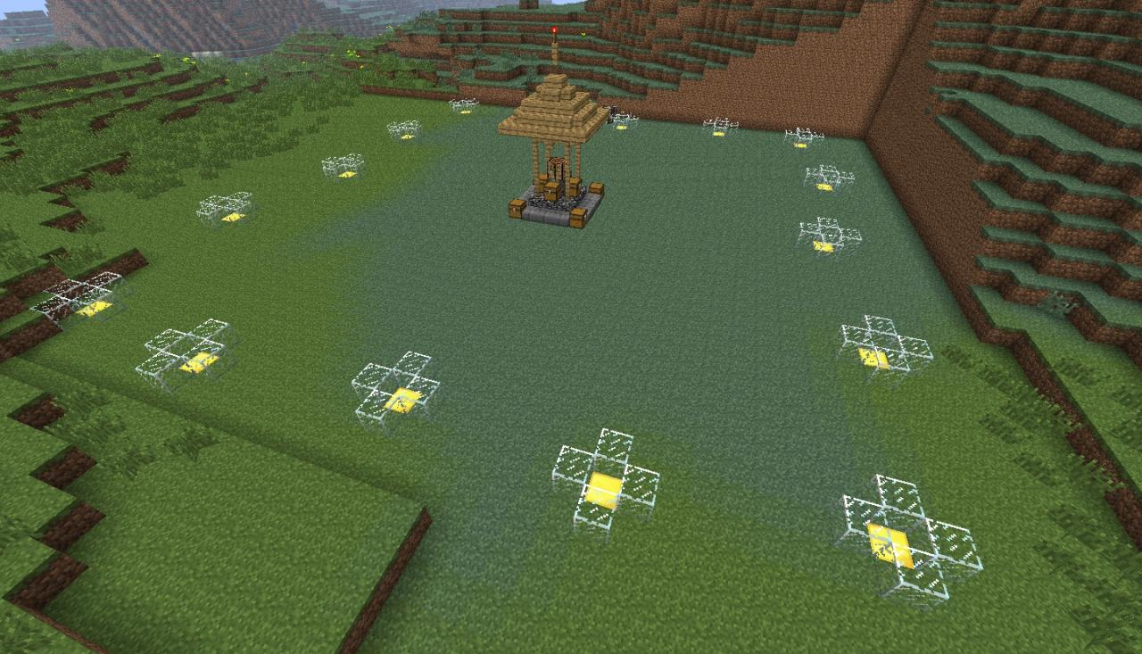 Epic Hunger Games Map Minecraft Project
