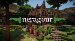 Neragour - A house of an old knight Minecraft Project
