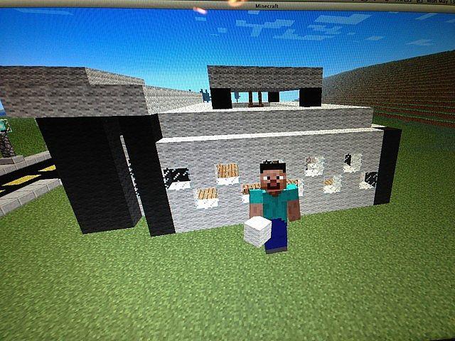 Minecraft Modern House Keralis Builder Entry Minecraft Project