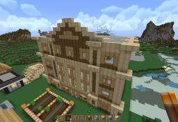 National court Minecraft Map & Project