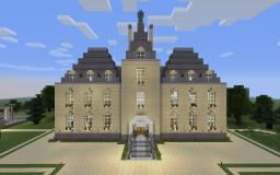 Marlincraft Hall Minecraft Project