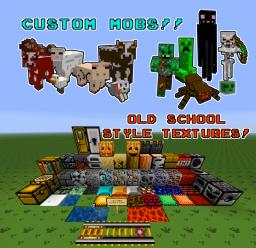 -=RetroNES Continued=- Minecraft Texture Pack