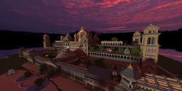 Palace / Pałac Minecraft