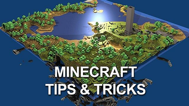 Minecraft Creative Tips Tricks: Tips And Tricks Minecraft Blog
