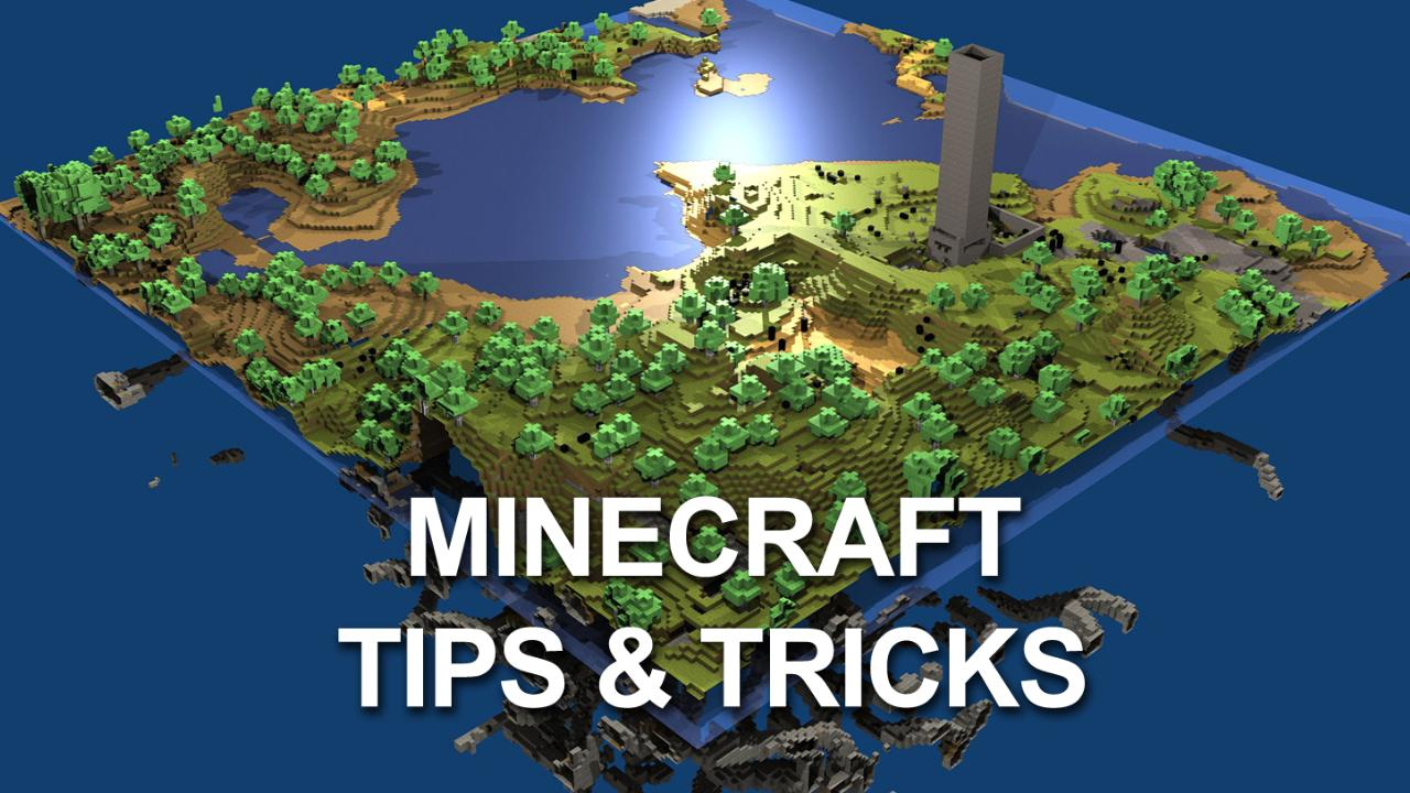 Tips for minecraft 1.8 2014