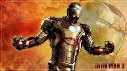 Iron Man 3 ( Only with mark 42 ) Minecraft Texture Pack