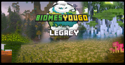 Oh The Biomes You'll Go [LEGACY] Minecraft Mod