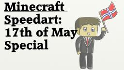 Minecraft Speedart: 17th of May (Norway's national day) Special Minecraft Blog
