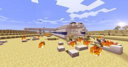 Flight Of The Phoenix Adventure Map! Minecraft Map & Project