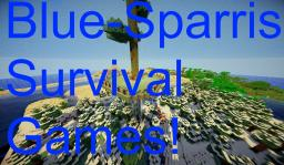 Blue-Sparris SG/HG Minecraft Map & Project