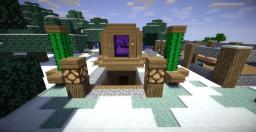 my Minecraft Server map Minecraft Project