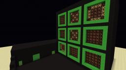 Tic Tac Toe - Redstone Minigame Minecraft Project