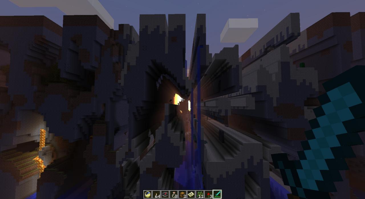 The Far Lands Minecraft Blog