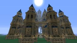 Structural Stem Cell Minecraft Map & Project