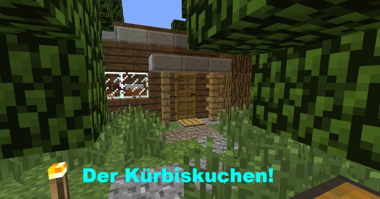 Adventure Map Der Kurbis Kuchen 500 Dl S Minecraft Project