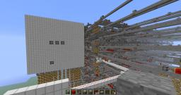 """Minigame """"snake"""" Minecraft Map & Project"""
