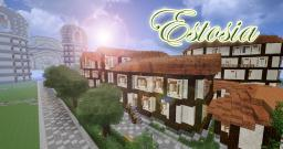 Estosia - Erelirs Capital [In Progress] Minecraft Map & Project