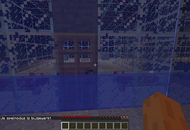 underwater castle Minecraft Project