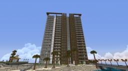 Acacia Apartments | WoK | Showcased by Keralis & Shiftmaster Minecraft Project
