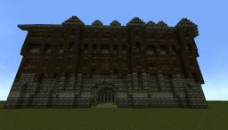Minecraft Medieval Manor Minecraft Map & Project