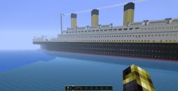 NEW ! Titanic scale