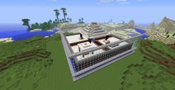 Pvp Server Spawn Minecraft Project