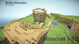 RollerMonster! Minecraft Map & Project