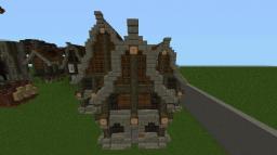 Animal barn Minecraft Map & Project