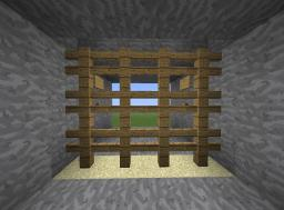 AWESOME pigston gate door Minecraft