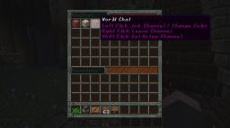 rpg Chat Minecraft Mod