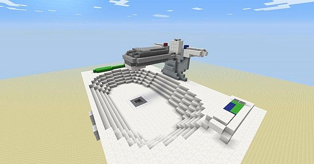 The Bathroom Sink Minecraft Project