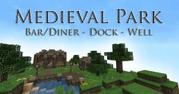 Medieval Park Minecraft Map & Project