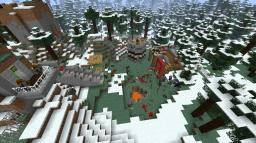 WInter Vault (Custom NPC's Arena) [Contest] Minecraft