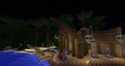 Shak'du'kaan - Orcish/ Nordic settlement Minecraft Map & Project