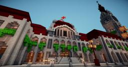 Parliament building Minecraft Project