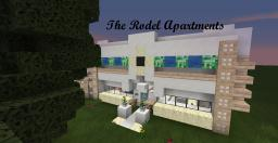 The Rodel Aparments- House 204. (Modern) Minecraft Map & Project