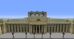 Penn Station (1910) 1:1 replica Minecraft Map & Project
