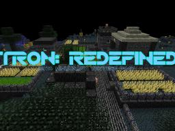TRON: Redefined Minecraft Texture Pack