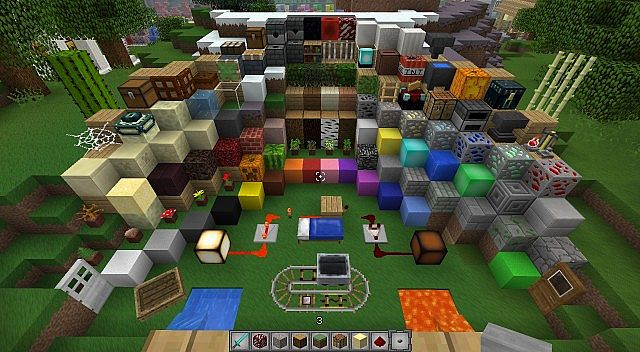 minecraft quandary texture pack 1.2.5