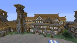 Medieval City - Endora Minecraft Map & Project