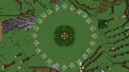 Wilderness SurvivalGames Minecraft Project