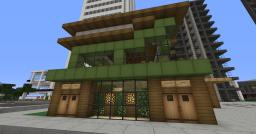 Starbucks Coffee Project Minecraft Map & Project